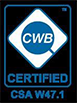 CWB CERTIFIED WELDING