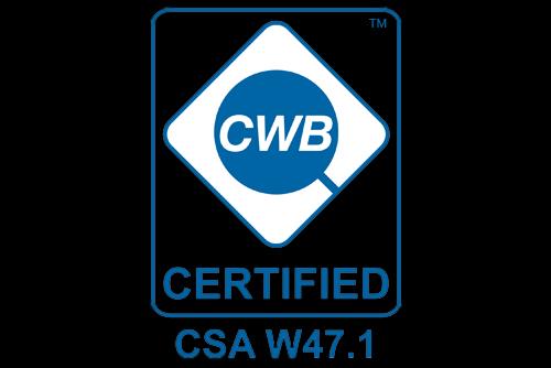 CWB Certified Welding